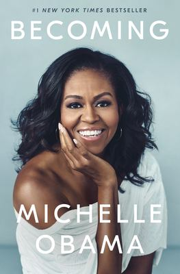 Cover Art for Becoming by Michelle Obama