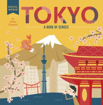 Tokyo a book of senses