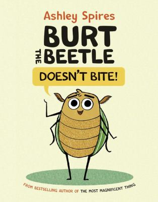 Burt the Beetle doesn