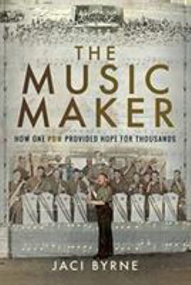The Music Maker by Jaci Byrne