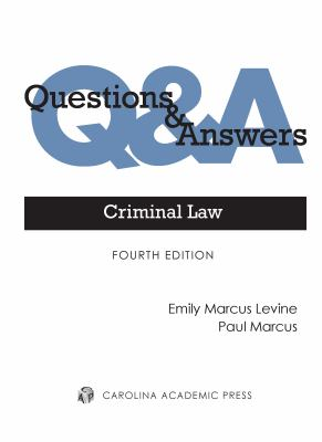 Link to Criminal Law (Q&A)