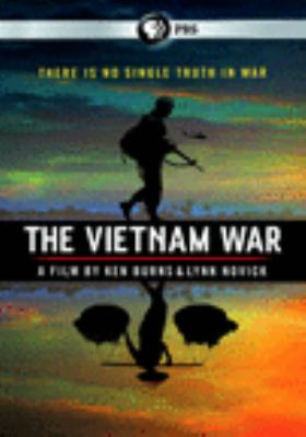cover art for the Vietnam War DVD