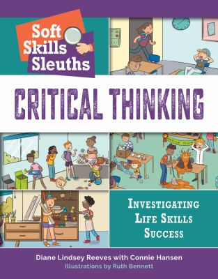 Critical thinking by Reeves, Diane Lindsey, 1959- author.