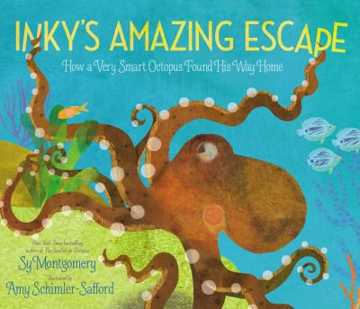 Inky's Amazing Escape Book Cover
