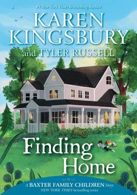 Finding Home (Baxter Family Children #2) book cover
