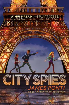 City Spies Cover