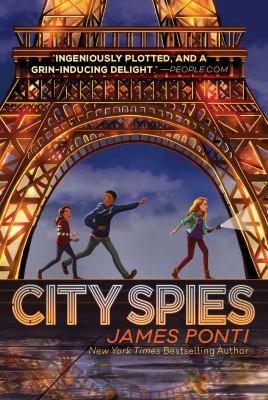 City Spies by James Ponti