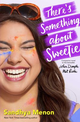 There's Something About Sweetie Cover Art