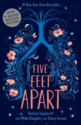Book cover: Five Feet Apart by Rachael Lippincott