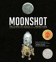 """Moonshot"" Book Cover"