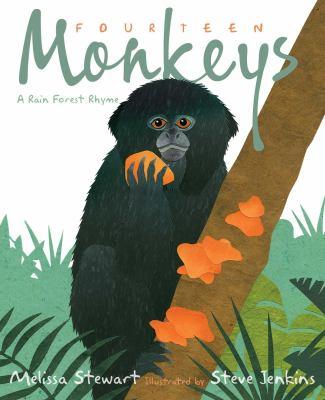 14 monkeys : a rain forest rhyme