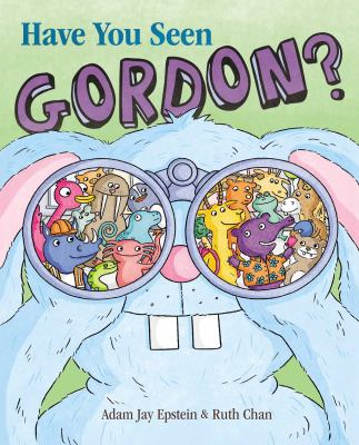 Have you seen Gordon? : a search-and-find book