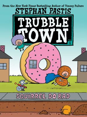 Squirrel do bad