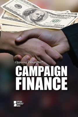 Book cover for Campaign finance.