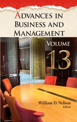 Advances in Business and Management - Opens in a new window