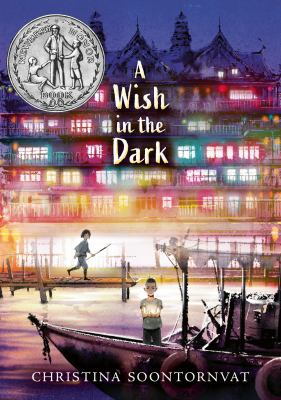 A Wish in the Dark Cover Art