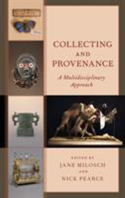 Collecting and Provenance, 2019