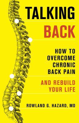 Talking back : by Hazard, Rowland,