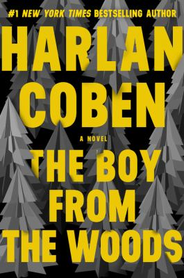 The Boy from the Woods by Harlan Coban