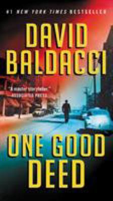 One good deed / by Baldacci, David