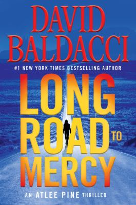 Cover Art for Long Road to Mercy