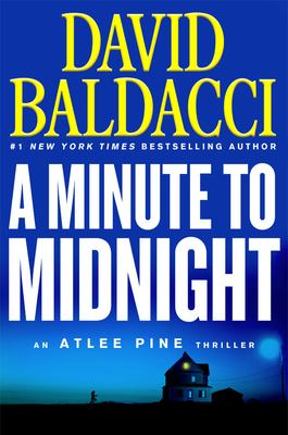 A Minute to Midnight (Atlee Pine #2) book cover