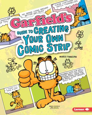 Garfield's guide to creating your own comic strip