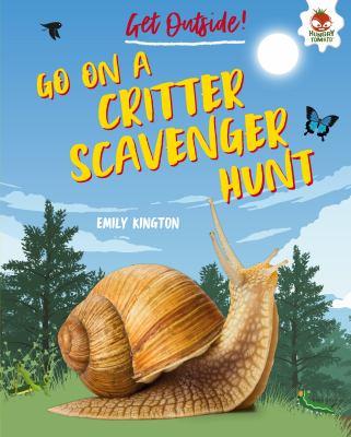 Go on a Critter Scavenger Hunt