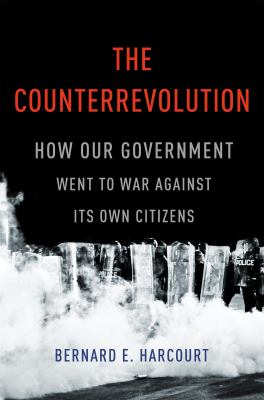 Harcourt Counterrevolution cover art
