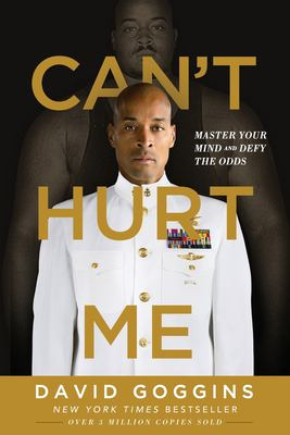 Cover Art for Can't Hurt Me by David Goggins