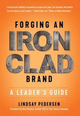 Forging an Ironclad Brand book cover