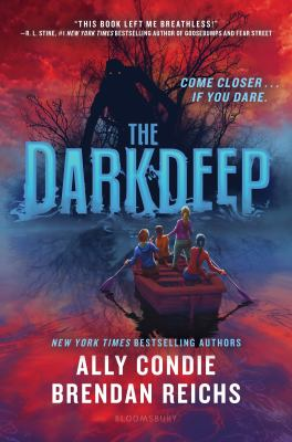 The Darkdeep book cover