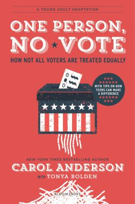 One Person, No Vote by Carol Anderson