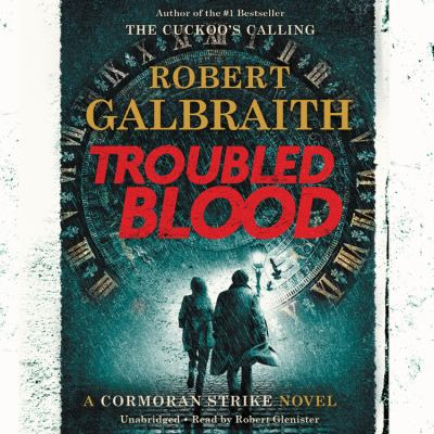 Troubled blood / by Galbraith, Robert,