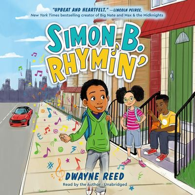 Simon B. Rhymin' / by Reed, Dwayne