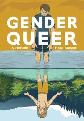 Cover Art for Gender Queer