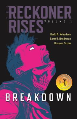 Reckoner Rises by David Robertson