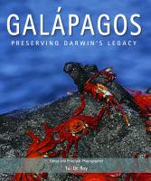 Galapagos: Preserving Darwin's Legacy book cover