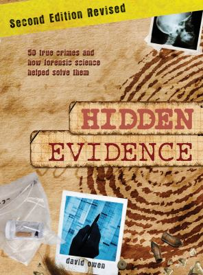 Book cover for Hidden evidence.