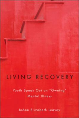 Cover Art for living recovery by JoAnn Elizabeth Leavey