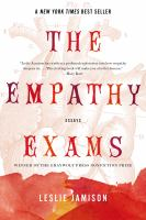 Book cover for The Empathy Exams by Leslie Jamison