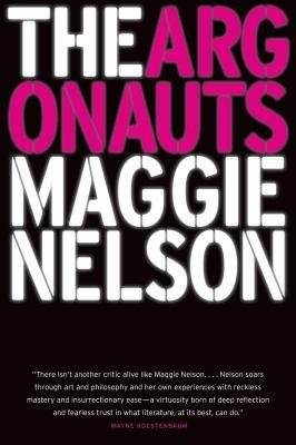 The Argonauts book jacket