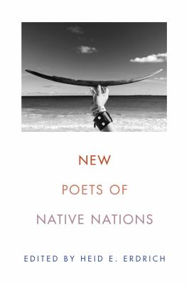 New Poets of Native Nations Cover Art
