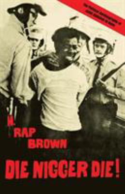 Rap Brown cover art