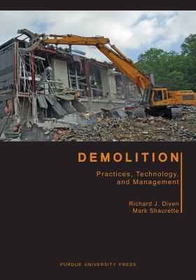 book cover: Demolition : practices, technology, and management