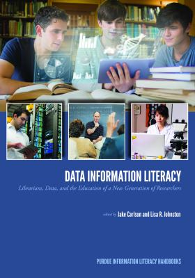 Data Information Literacy cover art