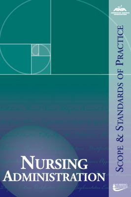 book cover image and link to ebook Nursing Administration: Scope & Standards of Practice, 2nd Ed.
