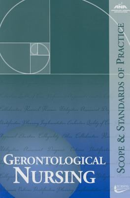 book cover image and link to ebook Gerontological Nursing: Scope & Standards of Practice