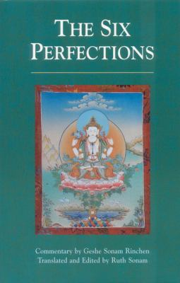 Rinchen Six Perfections cover art