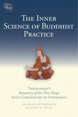 Vasubandhu & Sthiramati Inner Science cover art